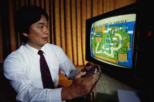 "Résultat de recherche d'images pour ""shigeru miyamoto 1980"""