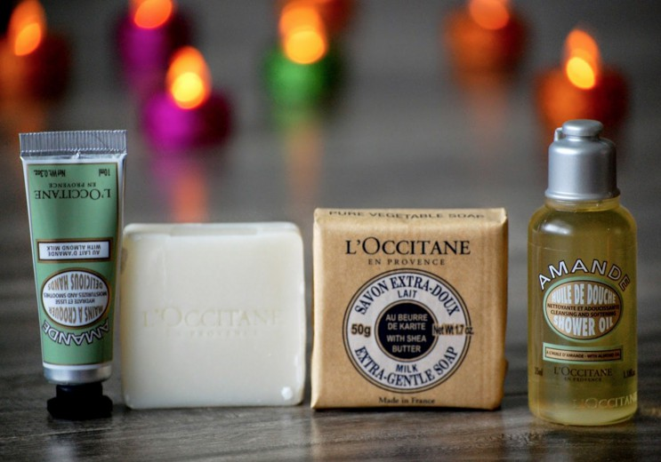 Example Of A LOccitane Birthday Gift This May Vary From Year To Credit The Redolent Mermaid