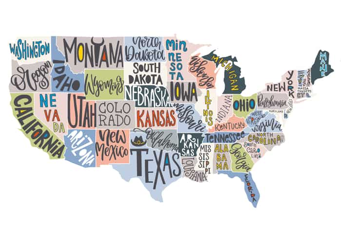 How Much One Needs To Make To Live Comfortably In All 50 States
