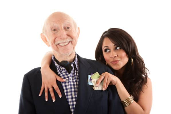 30 Warning Signs Someone Is A Gold Digger